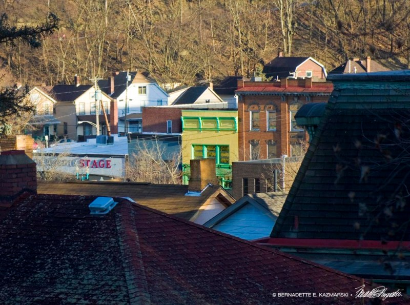 Rooftops and Storefronts