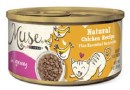 Voluntary Recall of Muse Wet Cat Food Natural Chicken Recipe