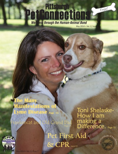"""Pittsburgh PetConnections Magazine"" May 2014"