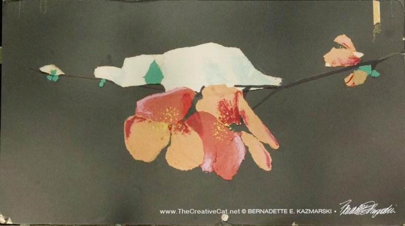 """Petals on a Wet Black Bough: After Ezra Pound"""