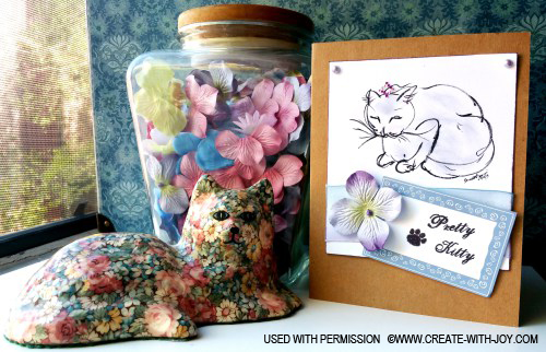 A sample from Create With Joy--visit the post to read her review!
