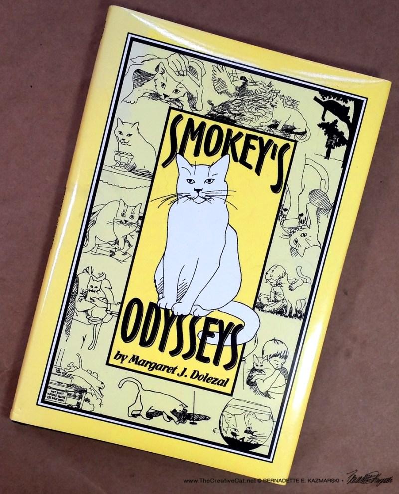 """Smokey's Odysseys"" cover."