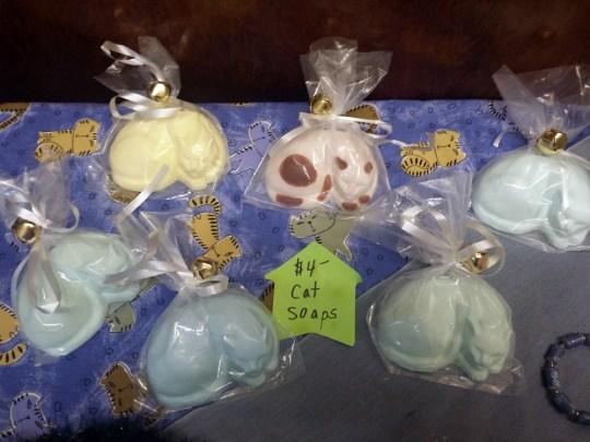 cat soaps