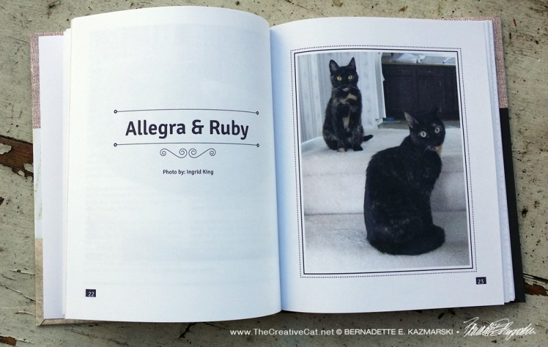 Allegra and Ruby.