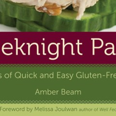 Weeknight Paleo Book Review and Giveaway!