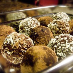 Chocolate Cinnamon Truffles from Civilized Caveman Cooking