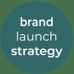 brand launch strategy logo