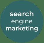 search engine marketing logo