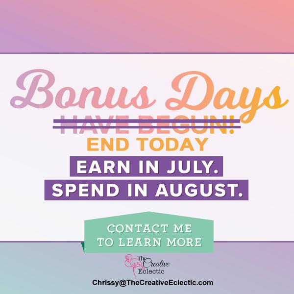 Bonus Days – Last Chance