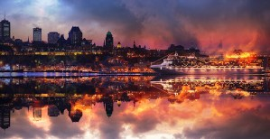 Quebec City Photo Montage 01
