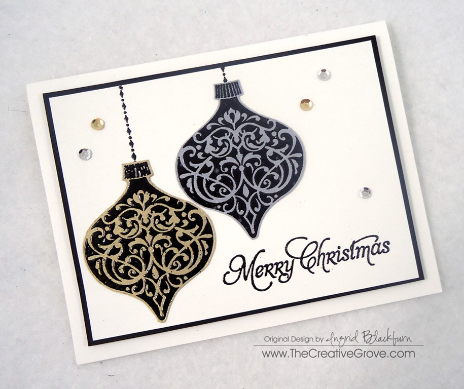 Ornament Keepsakes Stamp Set Archives The Creative Grove