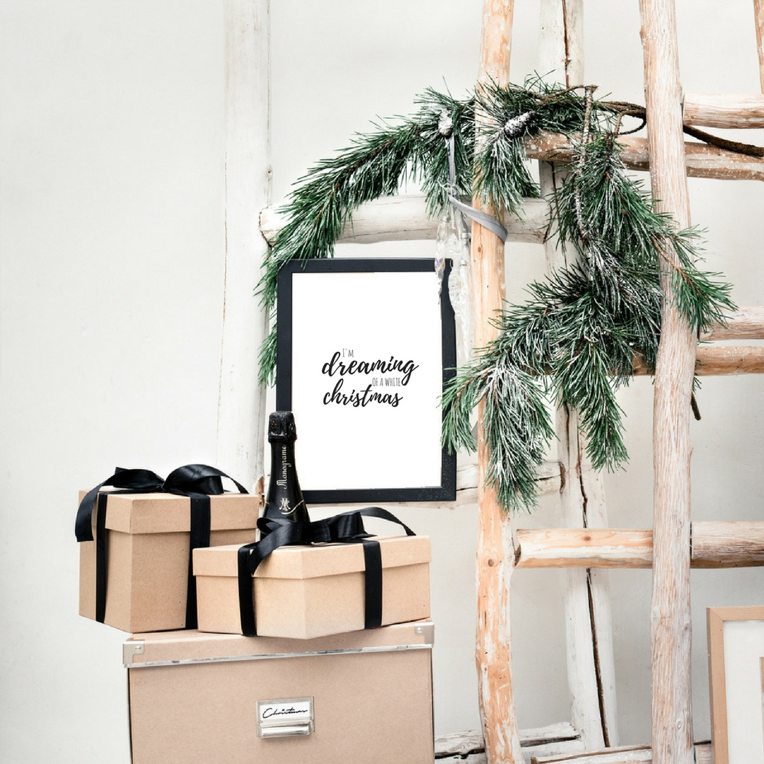 rustic designs for magnificent idea decor best homebnc christmas wall decorating and ideas