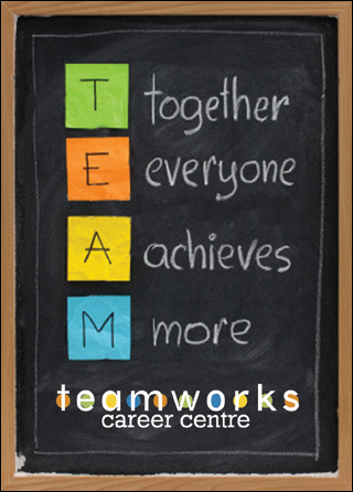 Logo - Teamworks Career Centre