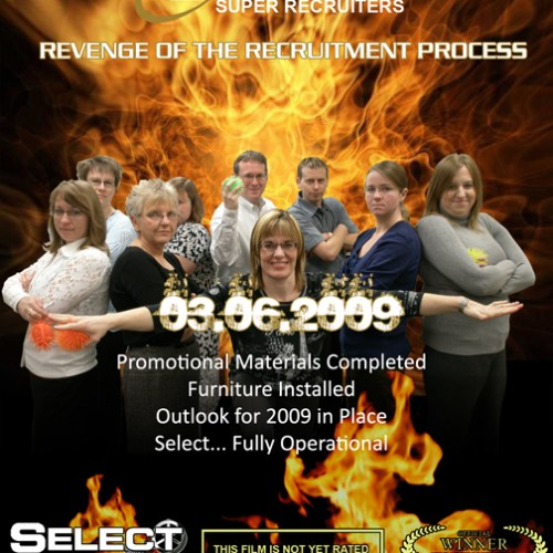 Select Super Recruiters Movie Poster