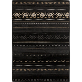 Meticulously-Woven-Black-Tan-Southwestern-Aztec-Nomad-Rug-79-x-112-P15119065