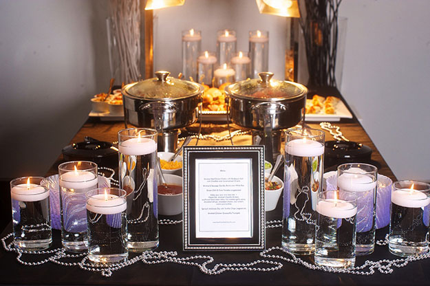 new-years-eve-buffet-table