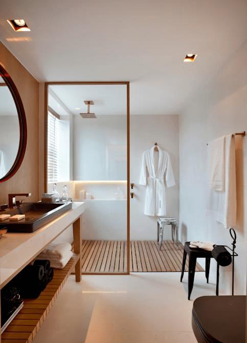 Zen Inspired Bathrooms