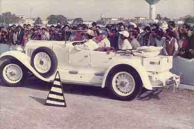 1926 Mercedes K Type - 1