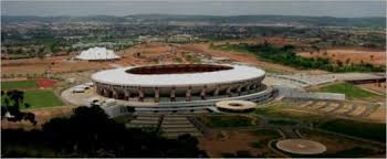 Abuja National Stadium, now Moshood Abiola National Stadium
