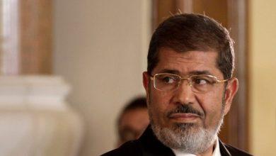 Ex-President Mohammed Morsi