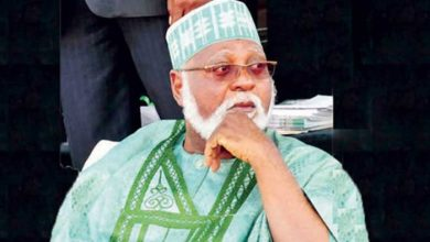 Gen. Abdulsalami Abubakar-returned Nigeria to democratic governance