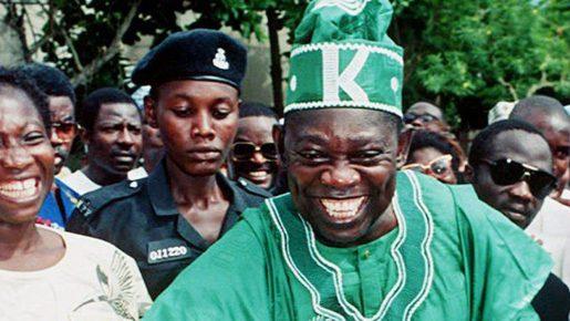 M.K.O. Abiola, symbol of Nigeria's democracy