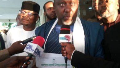Okorocha gets certifcate of return