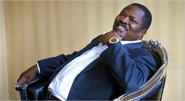 Nduka 'The Duke' Obaigbena 1
