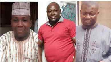 The IRT Police officers murdered by soldiers in Taraba