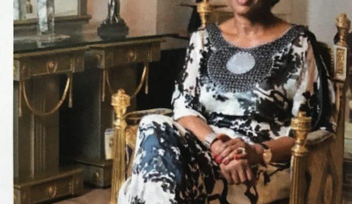 Mrs Edith Fajemirokun