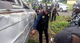 Scene of the fatal confrontation betwen police and soldiers in Taraba