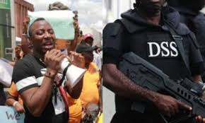 Sowore and DSS (Photo-Naija News)