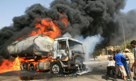 Petrol Tanker Burst into Flame in Lagos - The Crest