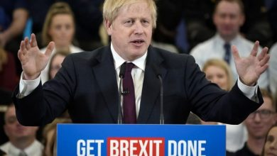 Victorious Boris Johnson (Photo-vox.com)