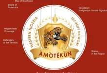 Amotekun logo