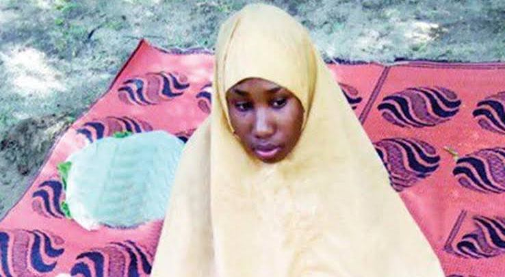 Leah Sharibu-now a mother