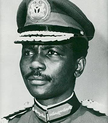 General Yakubu Gowon