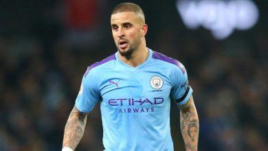 Kyle Walker of Manchester City