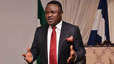 Governor of Cross River, Ayade