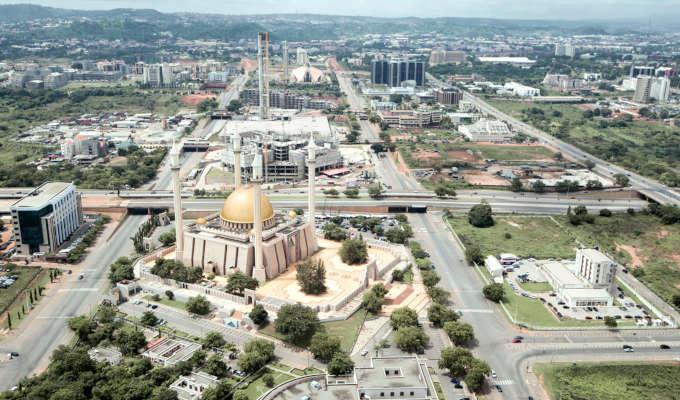 Abuja Central Area