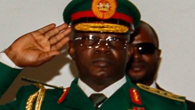 Gen. Abayomi Olonisakin, Chief of Defence taff