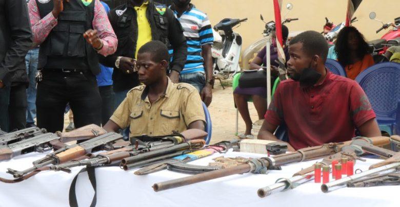 killers of Dr Audu Benedict