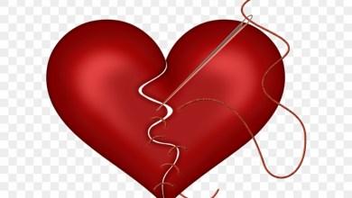 Clipart for mending broken heart (illustration credit-Clipartmax)