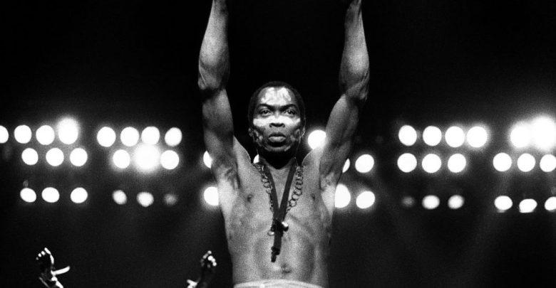 Fela (Photo credit-The New York Times)
