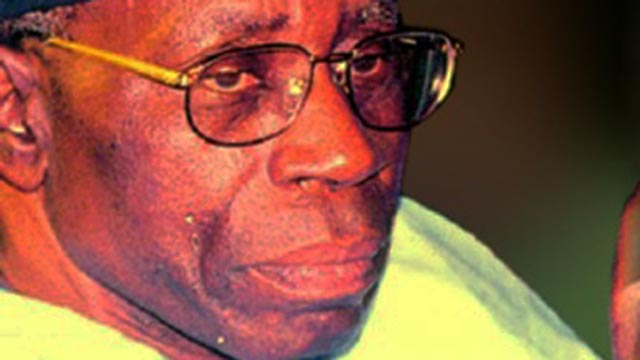 Chief Bola Ige