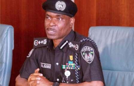 Mohammed Adamu, Inspector General of Police