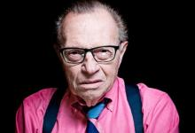 Larry King (Photo credit-CNN)