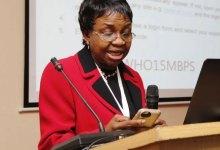 Prof. Mojisola Adeyeye, NAFDAC DG