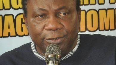 Rev. Dr. Gabriel Oyediji, ASOHON President