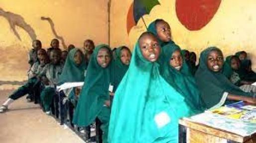 File photo-Ilorin hijab crisis